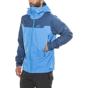 Millet Kamet Light GTX Jacket Herren electric blue/poseidon